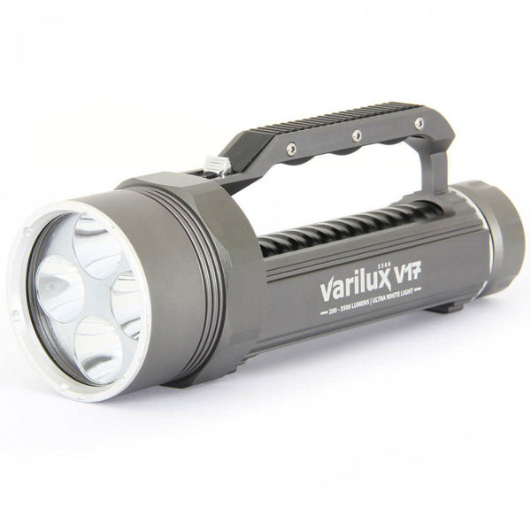 Varilux 3500 Lumen Rechargeable Dive Torch