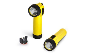 Wolf ATEX Compact Safety LED Torch