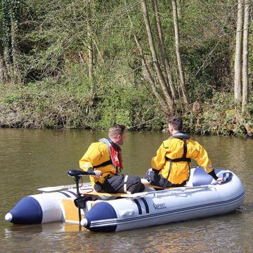 3.6M Wren Apache Inflatable Boat With Aluminium Floor