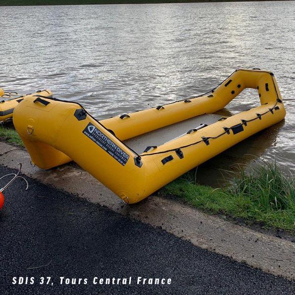 RR5 Inflatable Rapid Deployment Raft