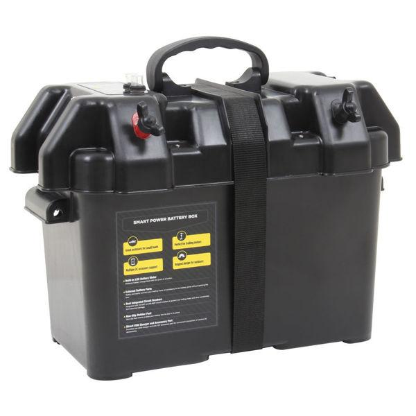 Smart Power battery box