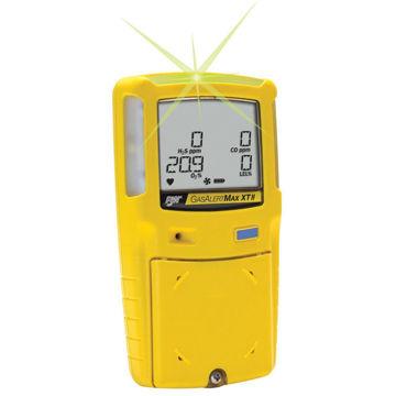 BW XT-XWHM-Y-UK Gas Alert Max XT II Multi Gas Detector With Pump