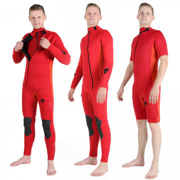 4mm Search and Rescue Wetsuit