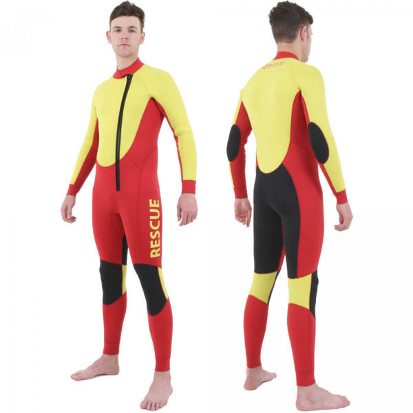 Search and Rescue Wetsuit 4mm