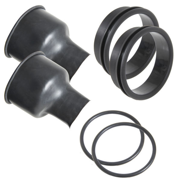 Cuff System With Seals