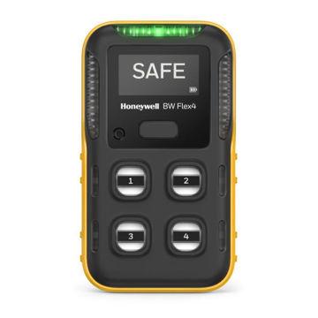 BW Flex4 Multi Gas Detector CPD-W5X1H1S3-Y-00