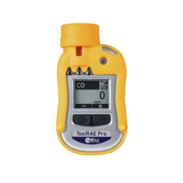 ToxiRAE Pro CO2 Safe Area Personal Monitors for Carbon Dioxide (PGM-1850)