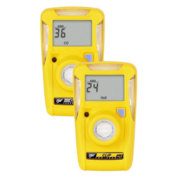 BW BWC3-H510 Clip 3 Year Disposable Single Gas Detector