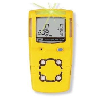 Calibration Service of BW Gas Alert Micro Clip XL - Multi 4 Gas Detector