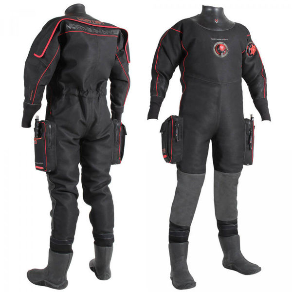 Cortex Red Edition Drysuit