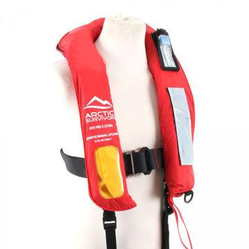 Red 275N Life Jacket