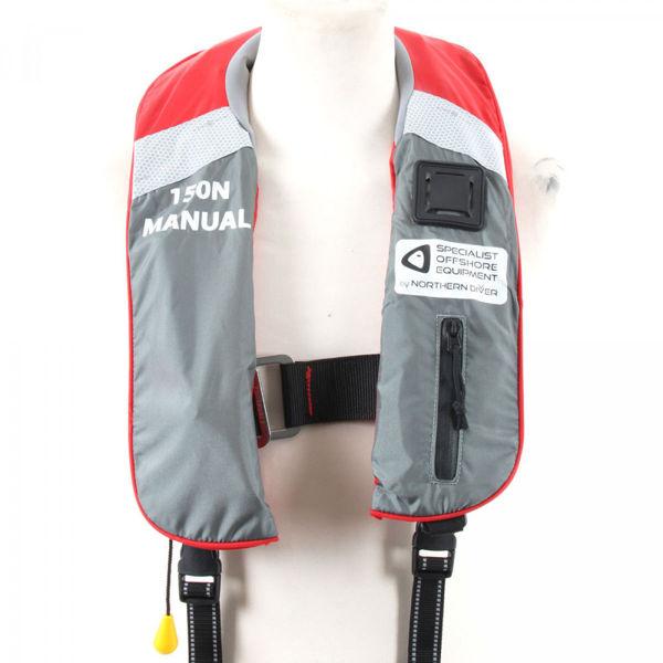 150N Manual Life Jacket