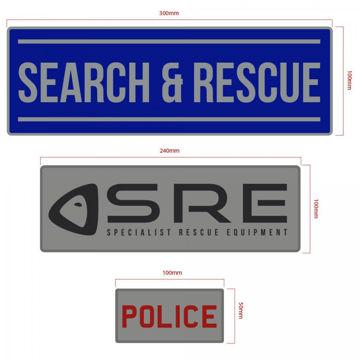 Bespoke Encapsulated Badges