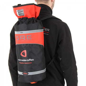 100m Floating Canyon Line Backpack