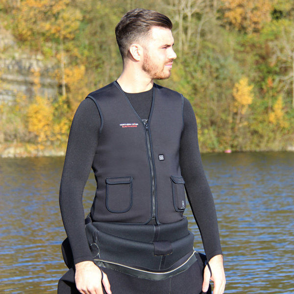 Electracore 3.0mm Rechargeable Heated Vest