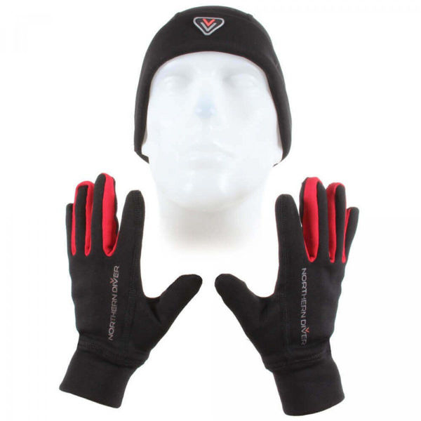 Thermicore Hat and Gloves