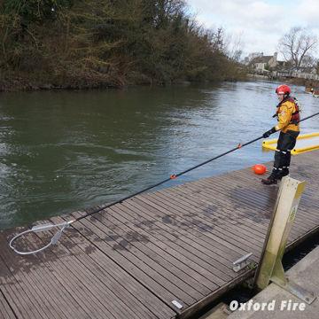 Rescue Reach Poles (6m, 9m, 15m Lengths)