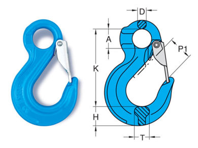 Picture for category Grade 10 Chain Sling Systems