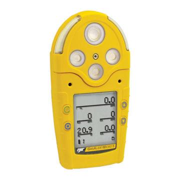 Micro5 gas monitor