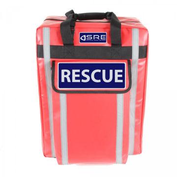 75L Red Medical Backpack