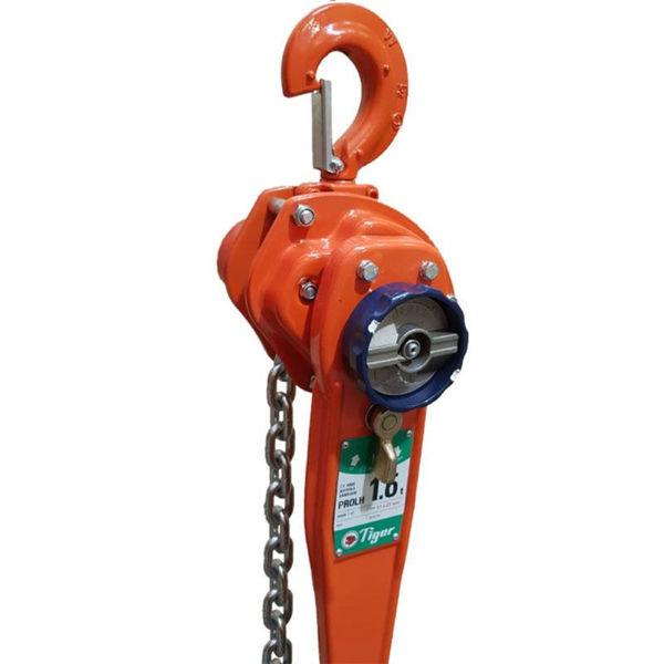 Tiger PROLH Professional Lever Hoist W/ Shipyard Hooks