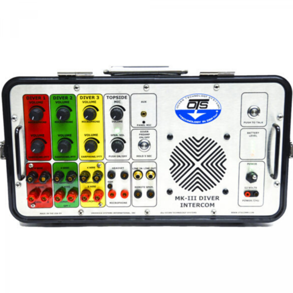 MK-III 3 Diver Intercom
