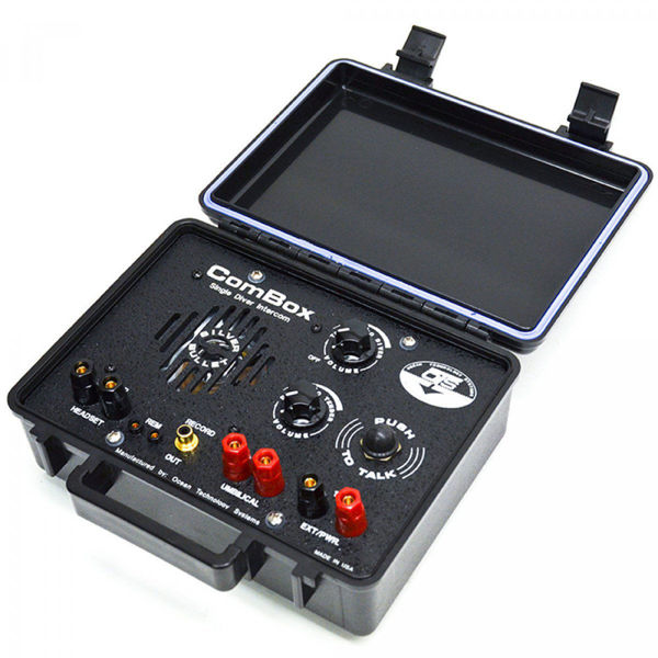 OTS ComBox – 1-Diver Air Intercom