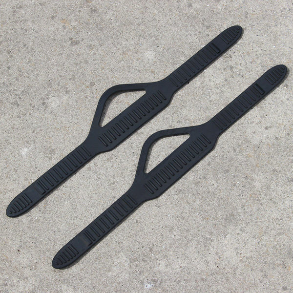 Fin Straps (Rubber)