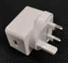 Honeywell Transmission Risk Air Monitor charging/power adapter  - UK version