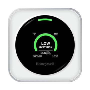 Honeywell Transmission Risk Air Monitor