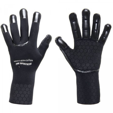 Heavy Duty Superstretch Gloves (2mm, 5mm, 7mm)