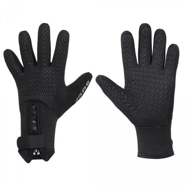 3mm SRE Zipped Gloves