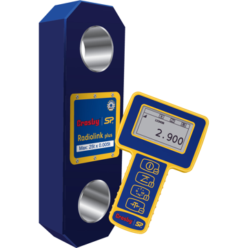 Picture of Crosby Radiolink Plus Wireless Loadcell - Bluetooth Enabled